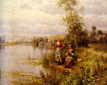 Louis Aston Knight -  - eté -