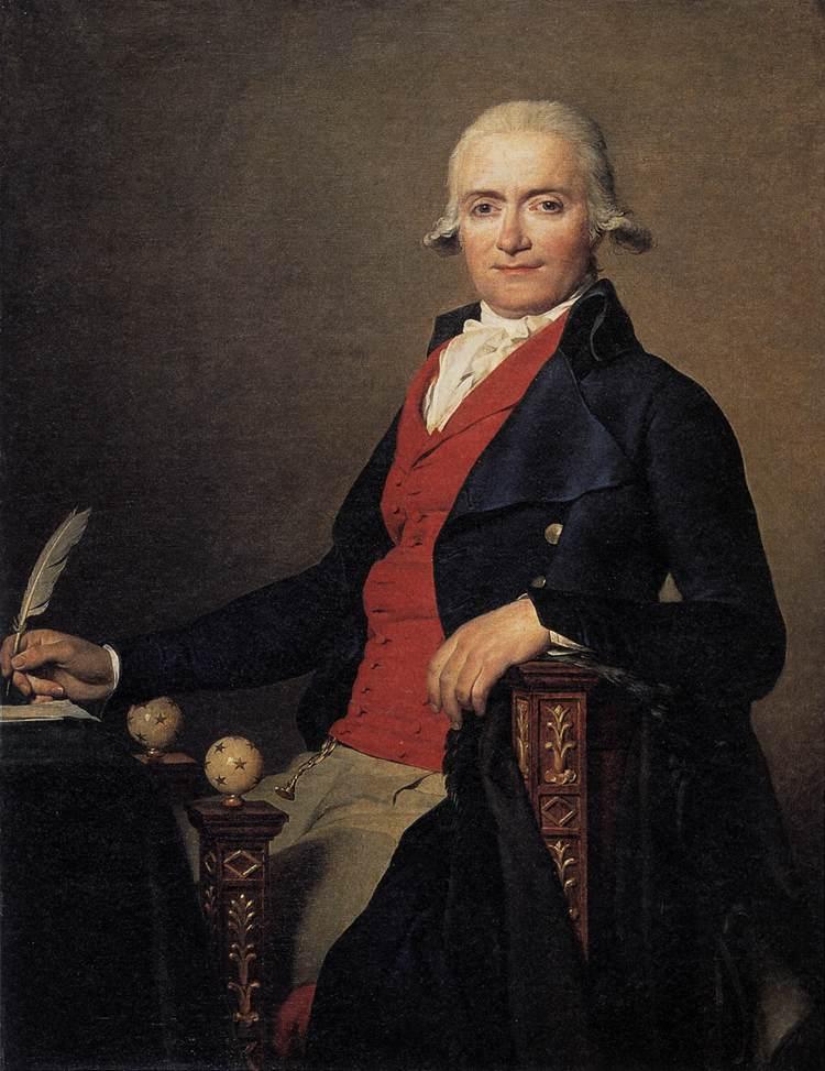 Portrait de Gaspar Mayer (Jacques-Louis David)