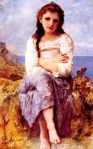 William Adolphe Bouguereau - Far Niente