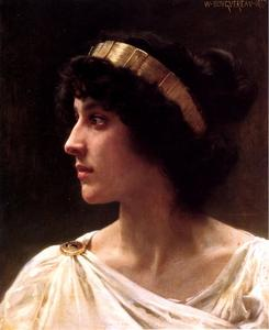 William Adolphe Bouguereau - Irene