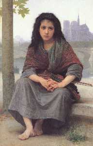 William Adolphe Bouguereau - La Bohème