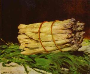 Edouard Manet - bundle of asparagus