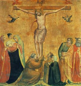 Giotto Di Bondone - Crucifix ( Munich )