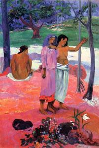 Paul Gauguin - le appel
