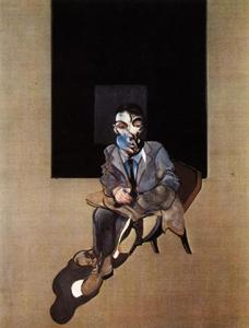 Francis Bacon - self-portrait , 1972 iii