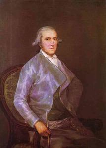 Francisco De Goya - Portrait de Francisco Bayeu