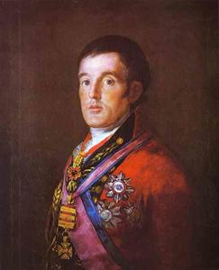 Francisco De Goya - Portrait de la Duc de Wellington