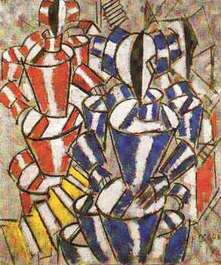 Fernand Leger - le staircase