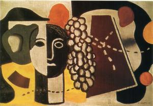 Fernand Leger - La grappe de raisin