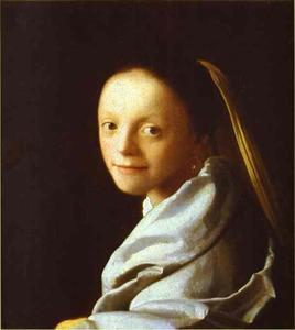 Jan Vermeer - chef d-un fille