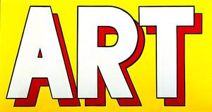 Roy Lichtenstein - Art