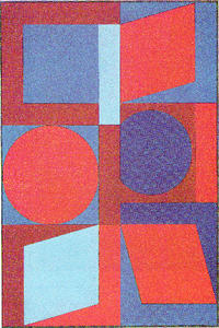 Victor Vasarely - Kalota-MC