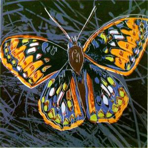 Andy Warhol - ce papillon