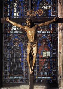 Donatello - Crucifix
