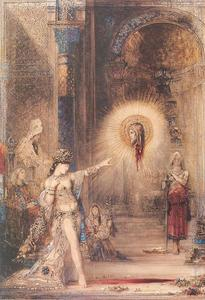 Gustave Moreau - L Apparition
