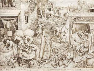 Pieter Bruegel The Elder - Prudence