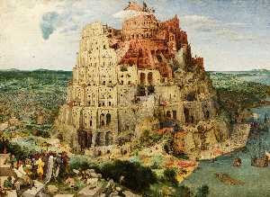 Pieter Bruegel The Elder - La Tour de Babel