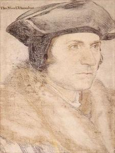 Hans Holbein The Younger - Monsieur Thomas More1