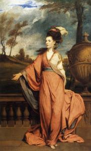 Joshua Reynolds - Jane, comtesse de Harrington1
