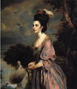 Joshua Reynolds - Mme Richard Crofts