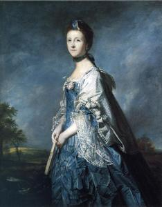 Joshua Reynolds - Mme Turnour