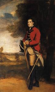 Joshua Reynolds - Monsieur richard worsley