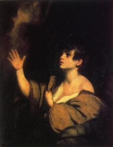 Joshua Reynolds - le vocation des samuel