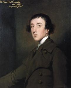 Joshua Reynolds - Thomas Conolly