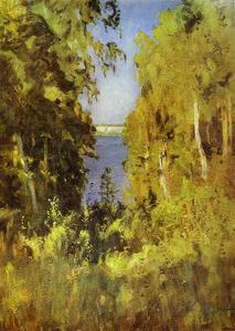 Isaak Ilyich Levitan - Le Gully