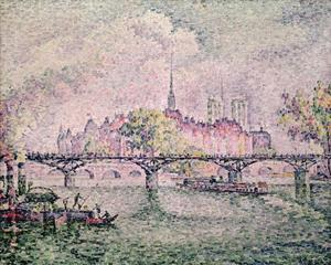 Paul Signac - Ile de la Cité Paris