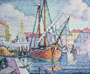 Paul Signac - le port