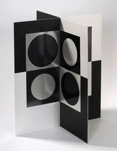 Victor Vasarely - miroir image
