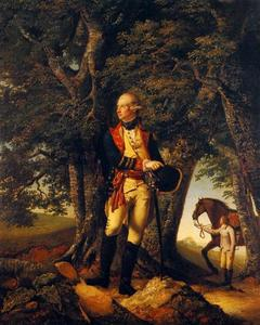 Joseph Wright Of Derby - Le capitaine Robert Shore Milnes