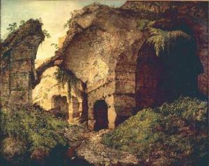 Joseph Wright Of Derby - Le Colisée, à Rome