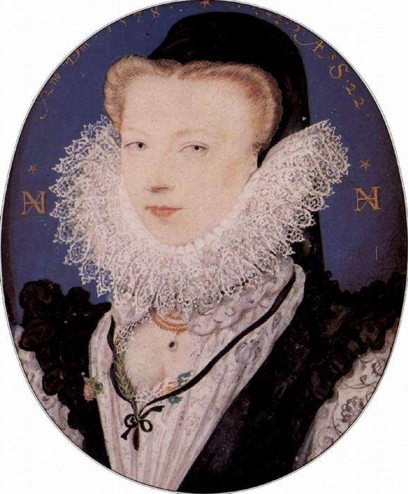 Alice, huile de Nicholas Hilliard (1577-1619, United Kingdom)