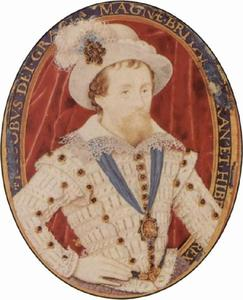 Nicholas Hilliard - James je