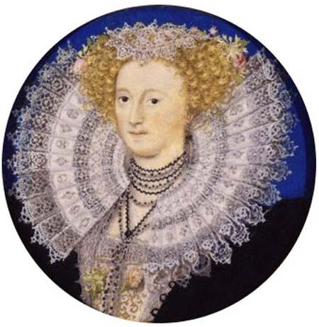 marie sidney de Nicholas Hilliard (1577-1619, United Kingdom) | Reproductions D'art Sur Toile | WahooArt.com