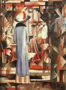 August Macke - grande lumineux boutique