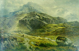 Benjamin Williams Leader - GLYDER FAWR, SNOWDON GAMME