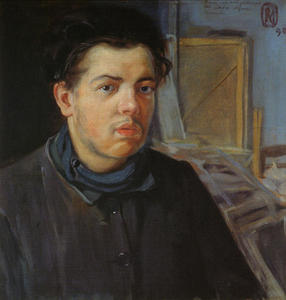 Diego Rivera - Self-Portrait 1