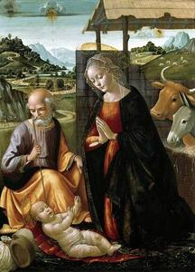 Domenico Ghirlandaio - Nativité