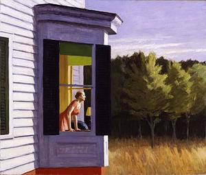 Edward Hopper - Cape Cod Matin