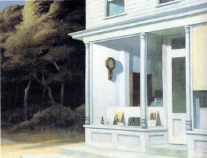 Appartement maisons huile sur toile de edward hopper 1882 1967 united states - Edward hopper maison ...