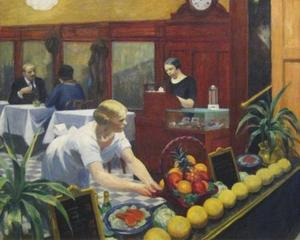 Edward Hopper - Tables pour les dames