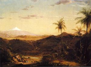Frederic Edwin Church - Cotopaxi 1