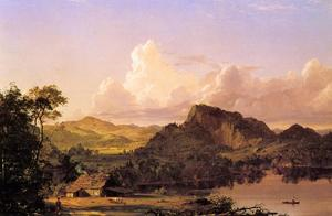 Frederic Edwin Church - Accueil du Pioneer