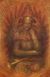 George Frederic Watts - Dweller dans l Intime