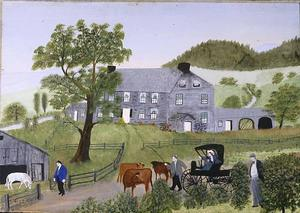 Grandma Moses (Anna Robertson) - Betsey Russell Accueil