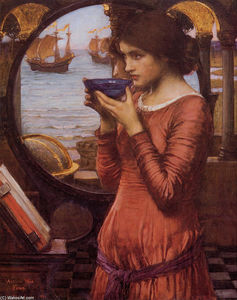 John William Waterhouse - Destin