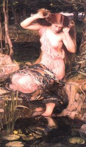 John William Waterhouse - Lamia 2